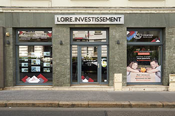 Agence immobilière, Loire investissement Saint-Etienne